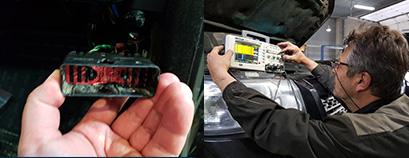 Диагностика и ремонт автоэлектрики и электроники автомобилей Land Rover
