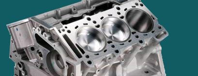 Шорт-блок двигателя 2,7 TdV6 - 380 000 руб. Распродажа!