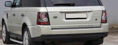 Рестайлинг задних фонарей Range Rover Sport 2006-2013
