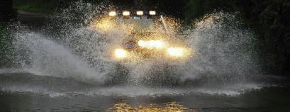 Услуги мойки для Вашего Land Rover