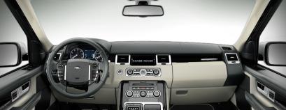 Обзор Range Rover 2010