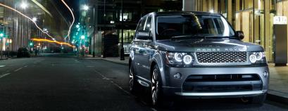 Рестайлинг Range Rover Sport  Автобиография