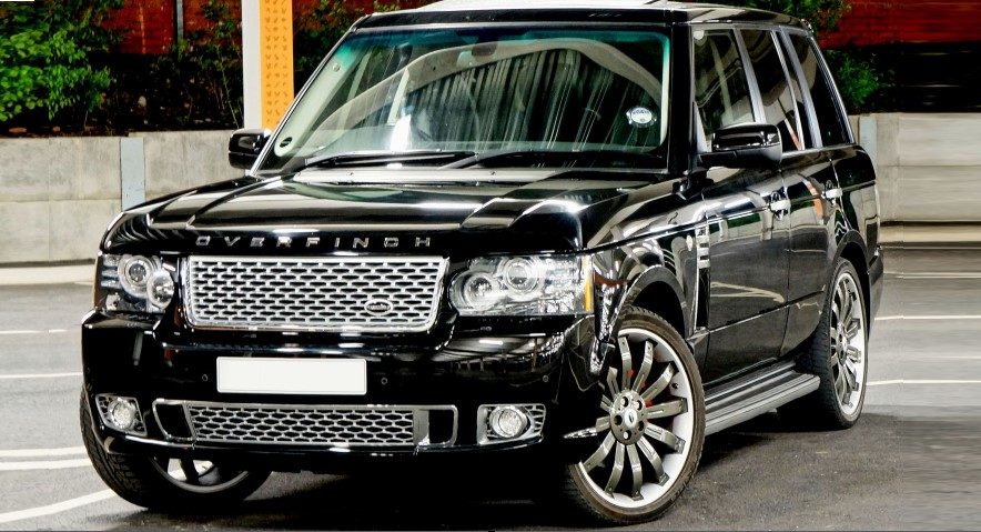 Body kit Range Rover Vogue Autobiography